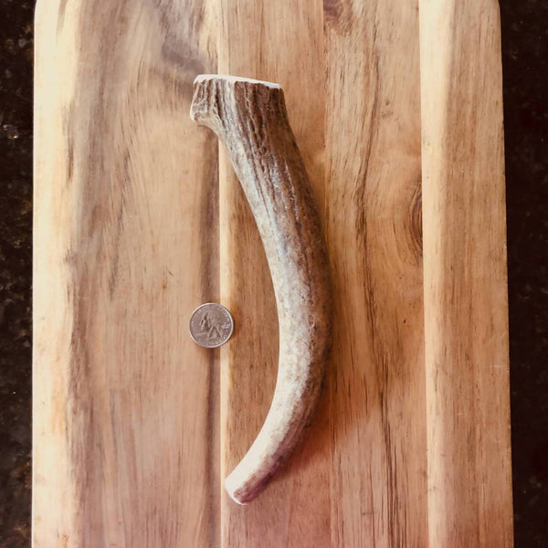 Elk Antlers - Natural Dog Chews - Split & Whole