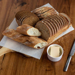 Flour Varieties | Bread, All-Purpose, and Whole Wheat, 5 lbs