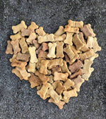 Luca's Organic Chicken Bites Dog Treats - 3 Pound Bulk - TEEN OWNED AND OPERATED!