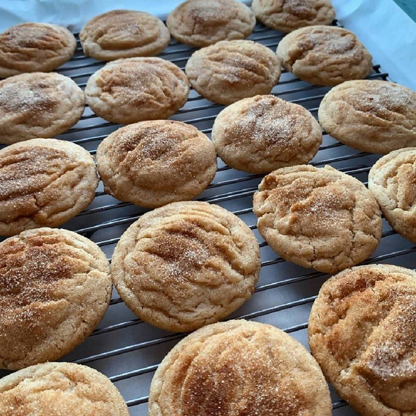 Chewy Snickerdoodle