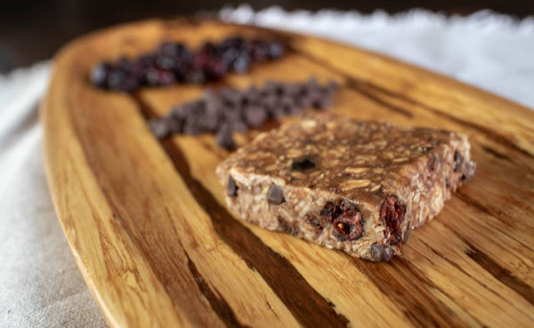 Granola Bars - Pardon Me: Chocolate, Dried Cranberries
