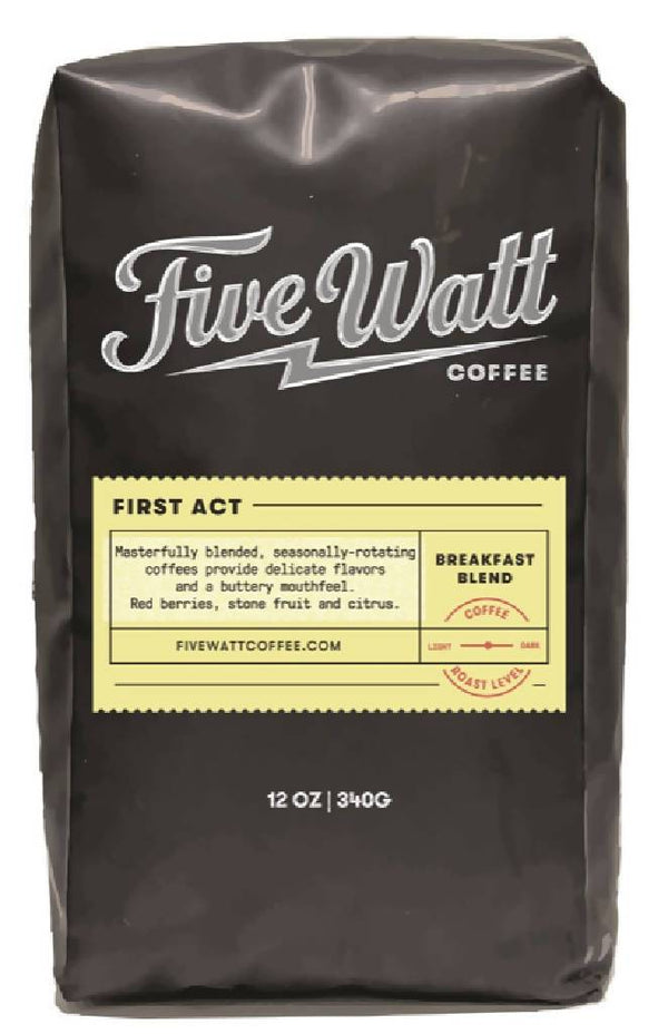 First Act Breakfast Blend