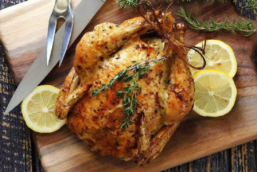 Chicken, Broiler (1.75 - 2.75 LB) | Prairie Pasture Farm, Certified Organic