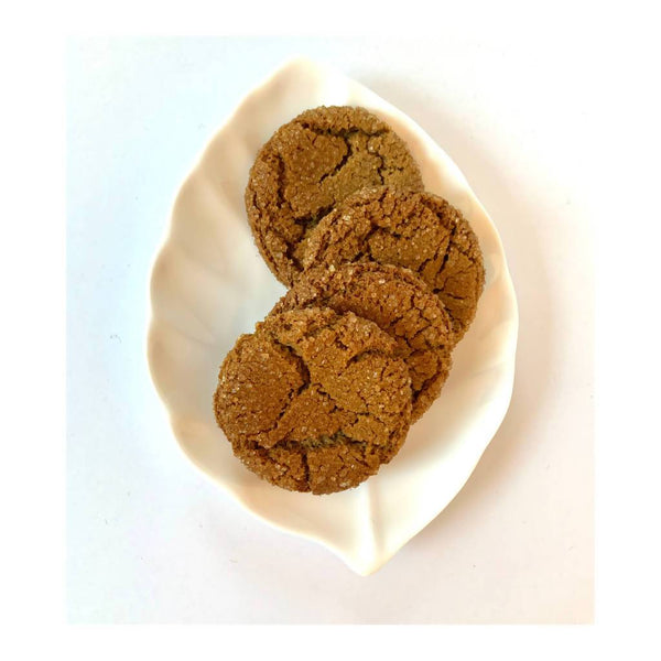 Famous 3C Molasses Cricket Cookies
