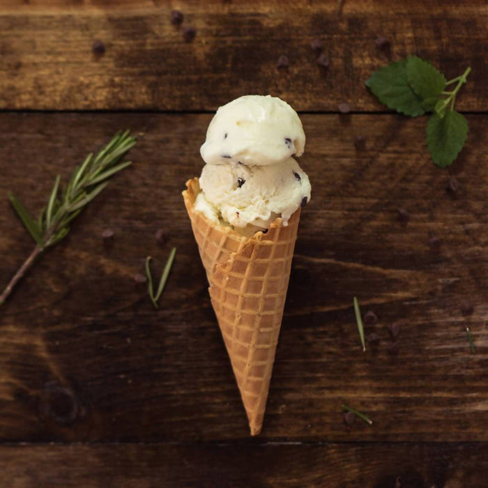 MN Made Ice Cream | Moody's | Rosemary Mint Chip