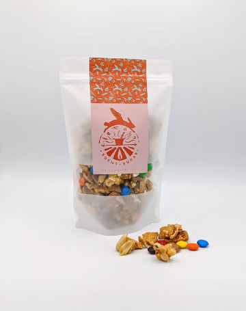 Butter Crunch Snack Mix