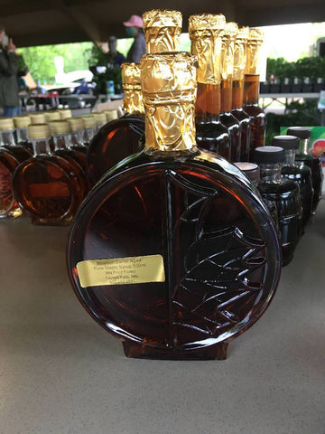 Bourbon Aged Pure Maple Syrup - 500ml