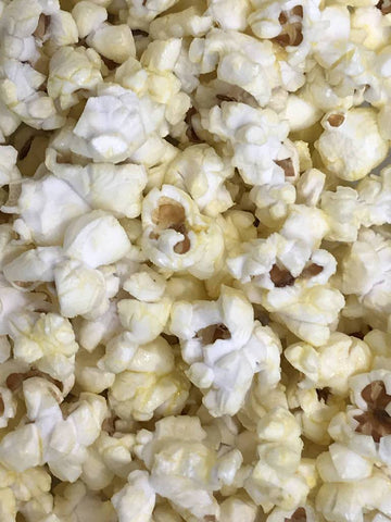 Buttery White Popcorn