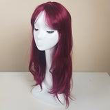 Colour M118L Madison Wig with Fringe
