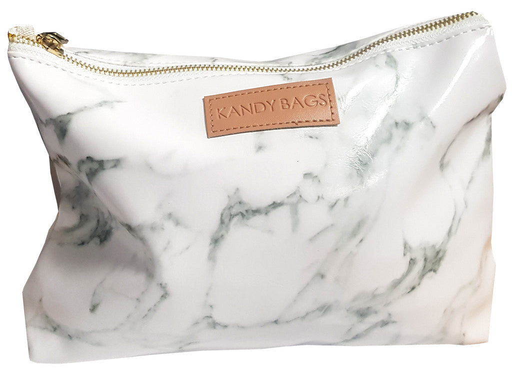 Make Up Bag - Marble