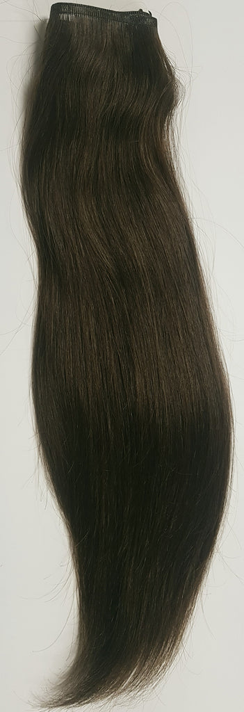 Mayfair Collection Russian Hair Invisible Clip-in 16inch.
