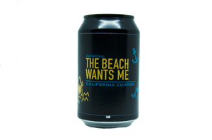 The Beach Wants Me - California Common 5.0% ABV