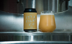 It's A Fight 5.0 - DDH IPA 6.0% abv