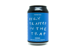 12/24 pack Very Trapped In The Trap - Festbier 5.8% ABV