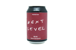Next Level - Red IPA 5.8% abv