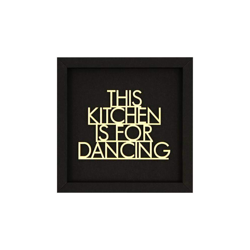 "3D STATEMENT BILD ""KITCHEN"" SIZE M"