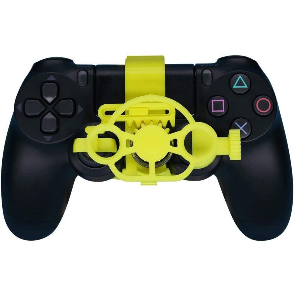 PS4 controller eacing wheel add on