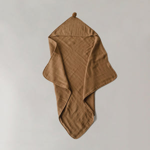 Amber - Hooded towels