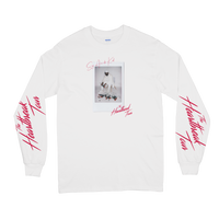 """HEARTBREAK"" LONG SLEEVE TEE"