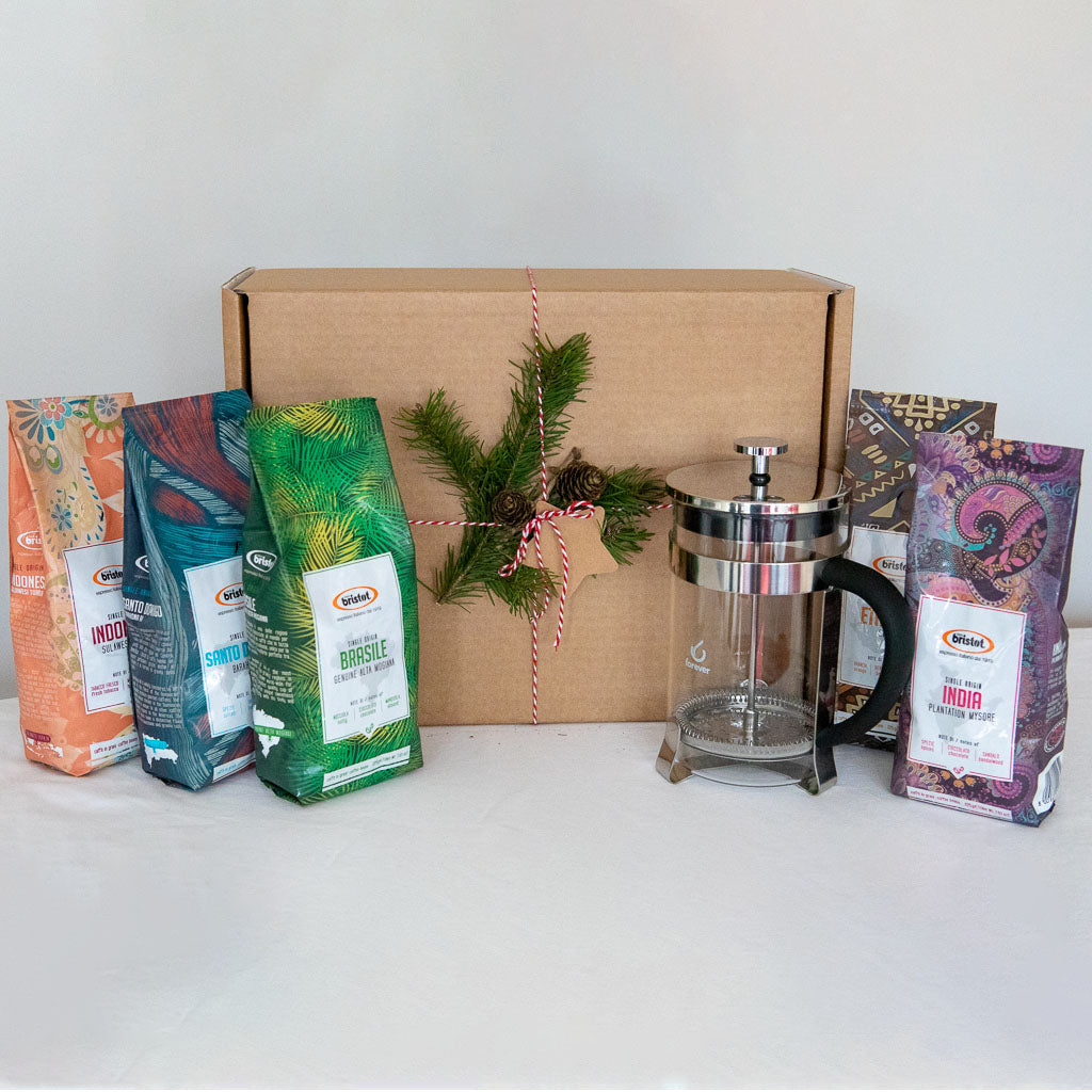 Single Origin Whole Bean Gift Box