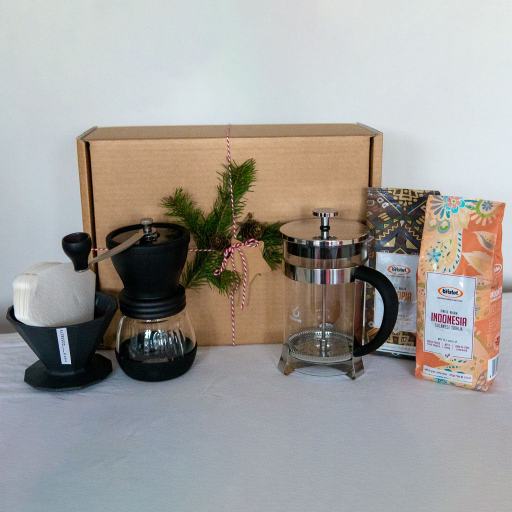 The Coffee Enthusiast Gift Box