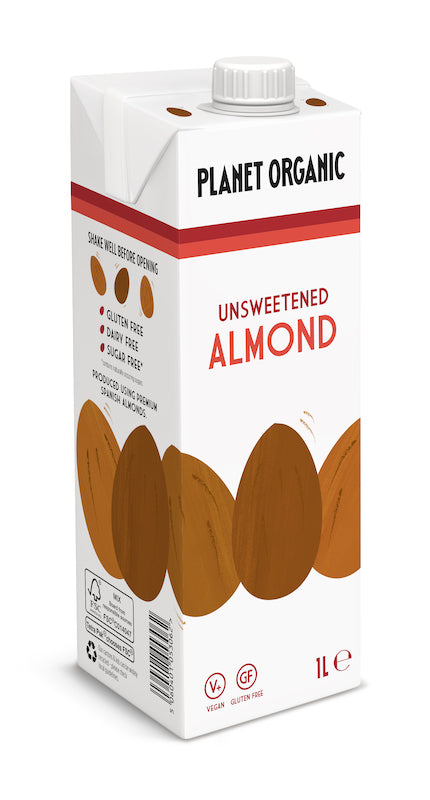 Organic Unsweetened Almond Drink