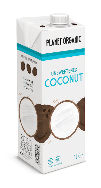 Organic Unsweetened Coconut Drink