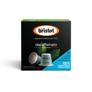 Decaffeinated - 10 Capsules