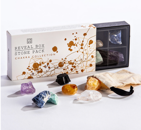 Reveal Box- Chakra Collection