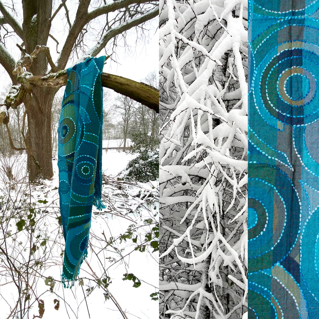 The Magic of Winter Scarves
