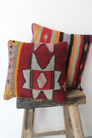 Kilim Cushion Set Little Star - Shirdak