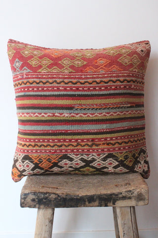Kilim 60cmx60cm Berlin Cushion