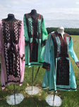 Balochi dress Turqouise - Shirdak