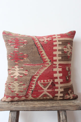 Kilim 40cmx40cm Cornwall Cushion