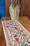 Suzani Table runner Lily