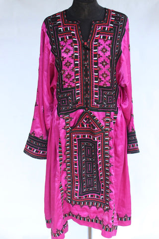 Balochi dress Pinky - Shirdak