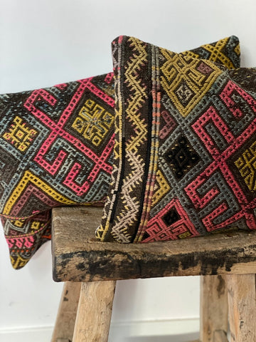 Kilim Cushion Set 40cmx60cm Martigny - Shirdak