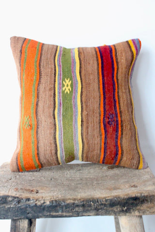 Kilim 40cmx40cm Oregano Cushion