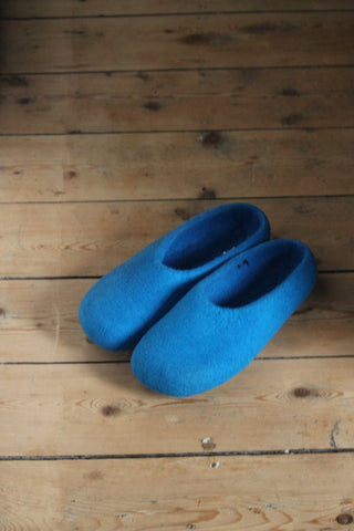 Slippers Blue size 39 - Shirdak