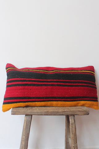 Kilim 30cmx60cm Stripe Cushion