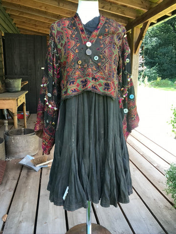 Tribal dress Kohistan Swat valley - Shirdak