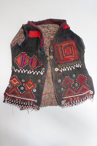 Children's Kohistan Gillet 02 - Shirdak