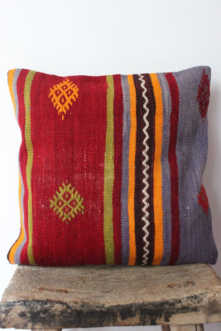 Kilim 50cmx50cm Spain04 cushion - Shirdak