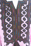Balochi dress Pink - Shirdak