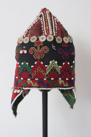 "Kohistan Children""s Hat02 - Shirdak"