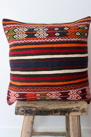 Kilim 60cmx60cm Candy Cushion - Shirdak