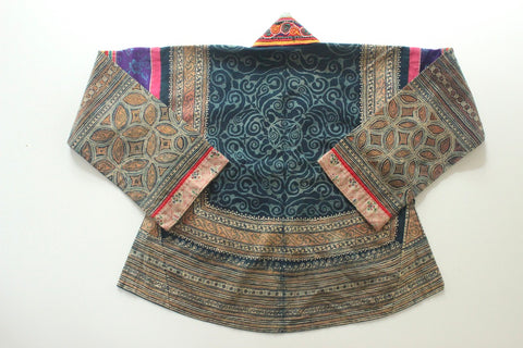 Miao Jacket Batik - Shirdak