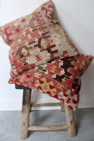 Kilim Cushion 50cmx50cm Set Amsterdam