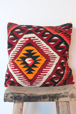 Kilim 50cmx50cm Barcelona Cushion