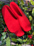 Slippers Clog Red size 42 - Shirdak